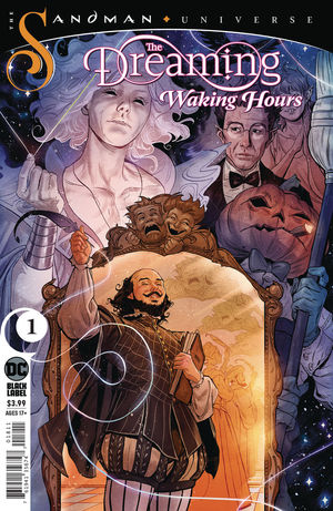 DREAMING WAKING HOURS (2020) #1