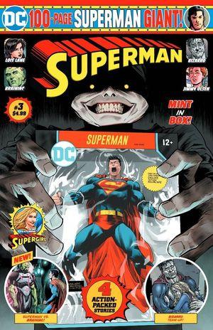 SUPERMAN GIANT (2019) #3