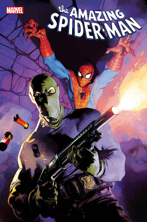 AMAZING SPIDER-MAN (2018 6TH SERIES) #45