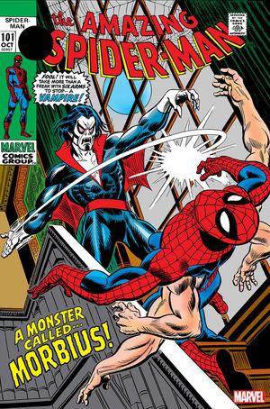 AMAZING SPIDER-MAN FACSIMILE EDITION 101 #1