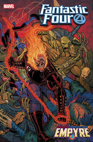 FANTASTIC FOUR (2018 6TH SERIES) #22