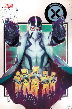 GIANT SIZE X-MEN FANTOMEX (2020) #1