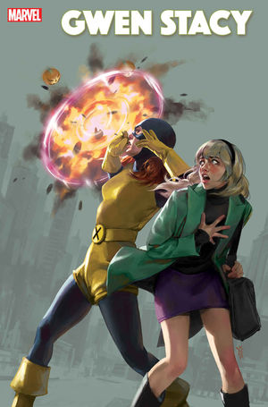GWEN STACY (2020) #4