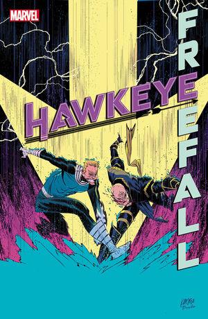 HAWKEYE FREE FALL (2019) #6