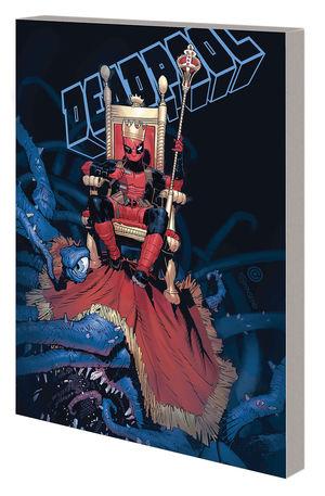 KING DEADPOOL TPB (2020) #1