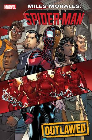 MILES MORALES SPIDER-MAN (2018) #18