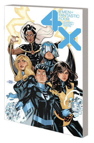 X-MEN FANTASTIC FOUR TPB 4X (2020) #1