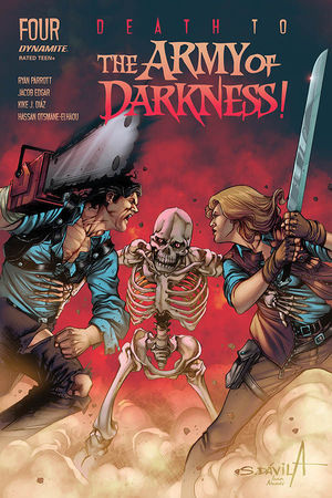 DEATH TO ARMY OF DARKNESS (2020) #4B