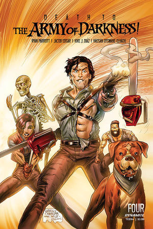 DEATH TO ARMY OF DARKNESS (2020) #4D