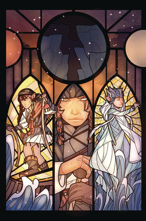 JIM HENSON DARK CRYSTAL AGE OF RESISTANCE (2019) #9B