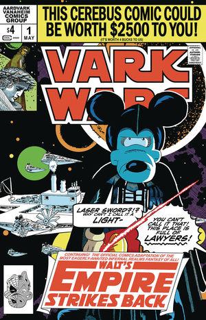 VARK WARS WALT`S EMPIRE STRIKES BACK ONE SHOT (202 #1