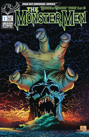 MONSTER MEN (2020) #1