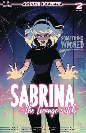 SABRINA SOMETHING WICKED (2020) #2B