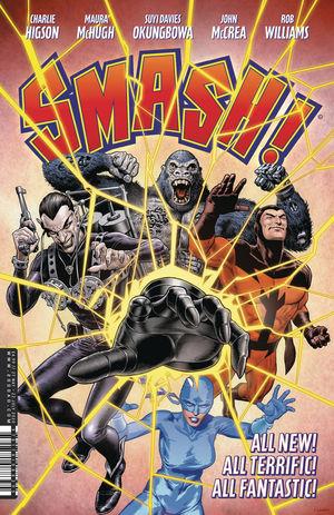 SMASH COMICS SPECIAL (2020) #1