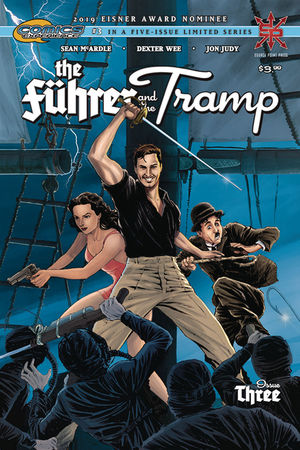 FUHRER AND THE TRAMP (2020) #3
