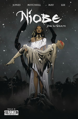 NIOBE SHE IS DEATH (2019) #4B
