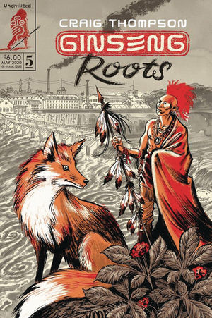 GINSENG ROOTS (2019) #5