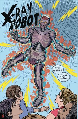 X-RAY ROBOT (2020) #4
