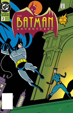DC CLASSICS THE BATMAN ADVENTURES (2020) #2