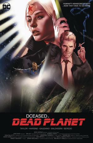 DCEASED DEAD PLANET (2020) #1C