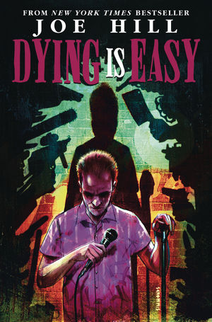 DYING IS EASY HC (2020) #1