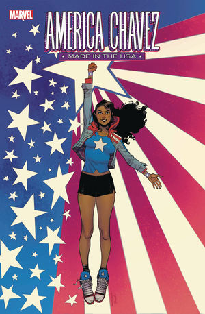 AMERICA CHAVEZ MADE IN USA (2021) #1