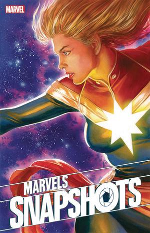 CAPTAIN MARVEL MARVELS SNAPSHOTS (2020) #1