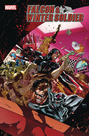 FALCON AND WINTER SOLDIER (2020) #5