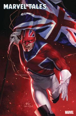 MARVEL TALES CAPTAIN BRITAIN (2020) #1