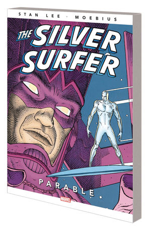 SILVER SURFER TPB PARABLE (2020) #1