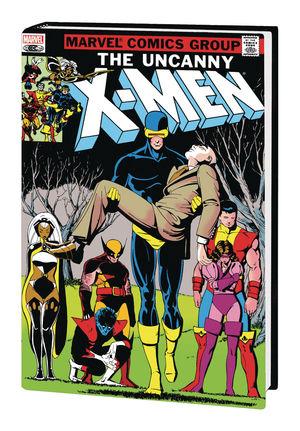 UNCANNY X-MEN OMNIBUS HC (2020) #3