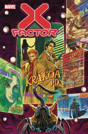 X-FACTOR (2020) #3