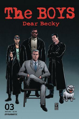 BOYS DEAR BECKY (2020) #3