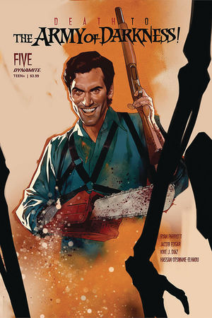 DEATH TO ARMY OF DARKNESS (2020) #5