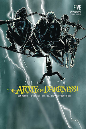 DEATH TO ARMY OF DARKNESS (2020) #5D