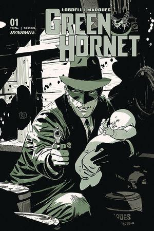 GREEN HORNET (2020) #1