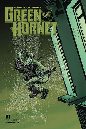 GREEN HORNET (2020) #1C