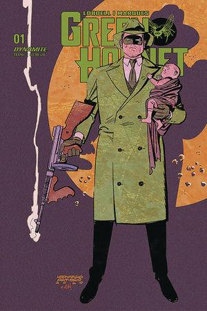 GREEN HORNET (2020) #1D