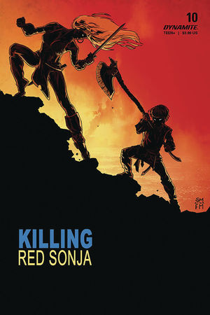 KILLING RED SONJA CVR A WARD (2020) #4B