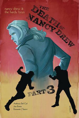 NANCY DREW AND HARDY BOYS DEATH OF NANCY DREW (202 #3