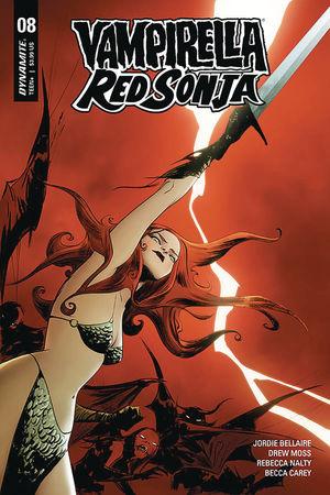 VAMPIRELLA RED SONJA (2019) #10
