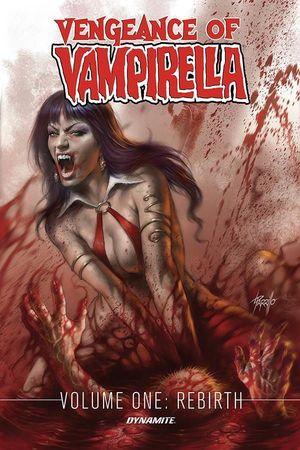 VENGEANCE VAMPIRELLA TPB (2021) #1