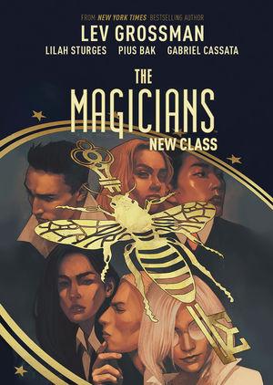 MAGICIANS NEW CLASS TPB (2020) #1