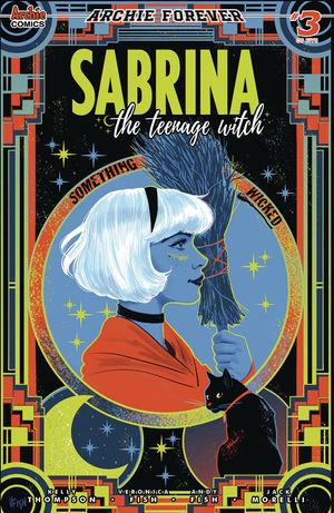 SABRINA SOMETHING WICKED (2020) #3
