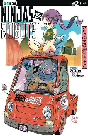NINJAS AND ROBOTS (2020) #2C