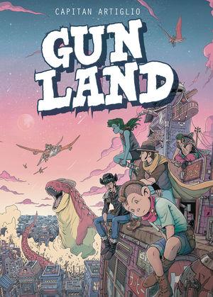 GUNLAND GN (2020) #1