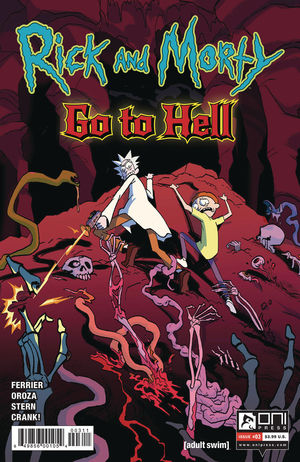 RICK AND MORTY GO TO HELL (2020) #3