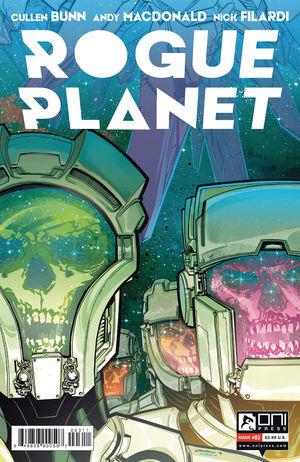 ROGUE PLANET (2020) #3
