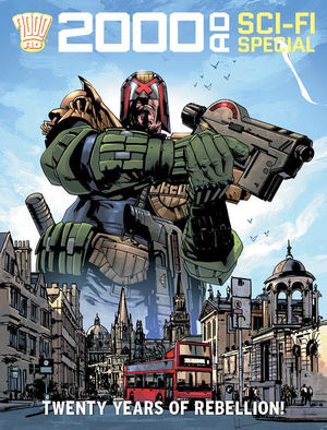 2000 AD SUMMER SCI-FI SPECIAL 2020 TPB (2020) #1