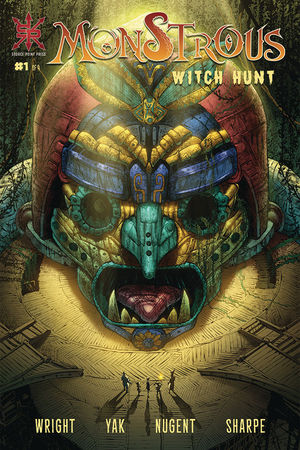 MONSTROUS WITCH HUNTER (2020) #1